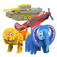 Сборные игрушки из ЭВА