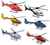 Вертолет die-cast 6 видов Majorette 2053130