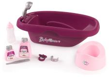Ванночка для кукол Baby Nurse 9 акс. Smoby 220359
