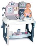 Детский большой игровой центр по уходу за куклой Smoby