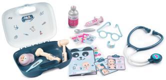 Детский набор доктора в чемоданчике Smoby 240301