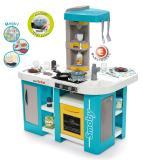 Детская Детская кухня Tefal Studio XL кипение 34акс. Smoby 311045