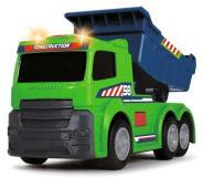 Машинка грузовик  15 см свет звук Dickie Toys 3302005