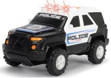 Машинка полицейский внедорожник 18 см свет звук Dickie Toys 3302015