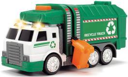 Машинка мусорово 15 см свет звук Dickie Toys 3302018