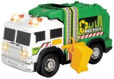 Машинка мусоровоз  30 см свет звук Dickie Toys 3306006