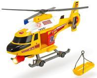 Спасательный вертолет  41см свет звук акс Dickie Toys 3308373