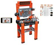Детская мастерская с инструментами Black&Decker 79акс. Smoby 360700