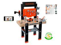 Детская мастерская с инструментами Black&Decker Smoby 360701
