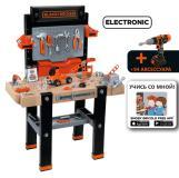 Детская мастерская с инструментами Ultimate Black&Decker 94акс. Smoby 360702