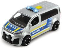 Машинка полицейский минивэн Citroen фрикционный 15см свет звук  Dickie Toys 3713010