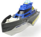 Полицейский катер 24 см свет звук Dickie Toys 3714010