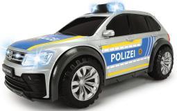 Машинка полицейский автомобиль VW Tiguan R-Line 25 см свет звук Dickie Toys 3714013