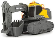 Гусеничный экскаватор Volvo 23 см свет звук Dickie Toys 3723005