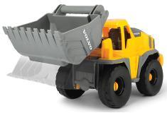 Автопогрузчик Volvo 26 см Dickie Toys 3724002