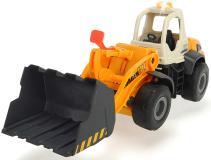 Дорожно-погрузочная машина, 35 см свет звукDickie Toys 3726000