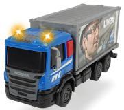 Городская техника Scania  кабина die-cast 17см 3 вида  Dickie Toys  3742011