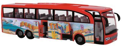 Туристический автобус фрикционный 2 вида 30 см  Dickie Toys 3745005