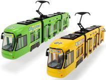 Игрушечный городской трамвай 46 см 2 вида Dickie Toys 3749005