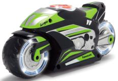 Музыкальный мотоцикл моторизованный 23 см свет звук Dickie Toys 3764005