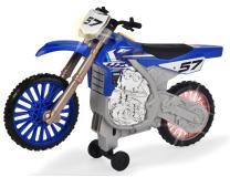 Мотоцикл Yamaha YZ  моторизированный, 26 см  Dickie Toys 3764014