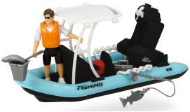 Игровой набор Рыбацкая лодка серии PlayLife Dickie Toys 3833004
