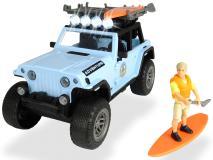 Игровой набор серфера Jeepster Commando PlayLife 22 см свет звук Dickie Toys 3834001