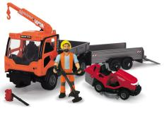 Большой набор городского садовника 7 акс.Playlife 25 см Dickie Toys 3838006