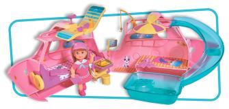 Кукла Еви 12 см на круизном корабле Simba 5733083