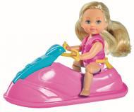 Кукла Еви 12 см в купальнике на водном скутере Simba 5733265