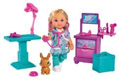 Кукла Еви 12 см Набор  Доктор в клинике Simba 5733486