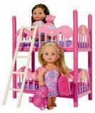 Кукла Еви 12 см с кроваткой Simba 5733847