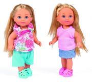 Кукла Еви 12 см и аксессуары 2 вида Simba 5734830