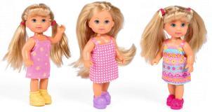Кукла Еви 12 см в летней одежде Simba 5737988