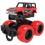 Машинка с краш-эффектом, пул-бэк, красная Funky toys 60006