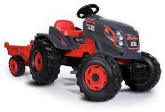Трактор педальный XXL с прицепом Smoby 710200