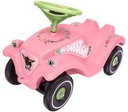 Детская машинка-каталка BIG Bobby Car Classic розовые цветы 800056110