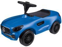 Детская машинка-каталка пушкар BIG Bobby AMG GT blue, 800056352