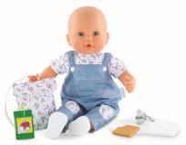 Кукла в наборе Corolle Малышка идет в детский сад 5акс. с ароматом ванили 36см 9000130120