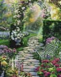 Картина по номерам 40х50см, Прекрасный сад Schipper 9130804