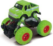 Машинка die-cast, инерционный механизм, рессоры, зеленая, 1:46  Funky toys FT61075