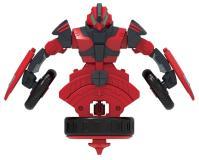 Волчок-трансформер 2-в-1 Spin Racers