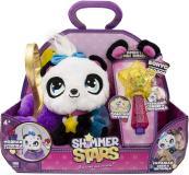 Плюшевая панда 20 см SHIMMER STARS с сумочкой S19352